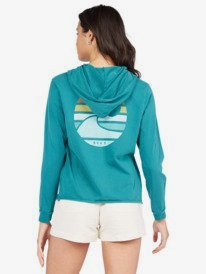 Gradient Classics - Cropped Hooded T-Shirt for Women  ARJZT06811