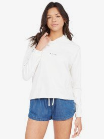 Natural Beauty - Cropped Hooded T-Shirt for Women  ARJZT06812