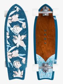 """Blooming 9.5"""" - Surfskate Skateboard  EGL21RSBLO"""