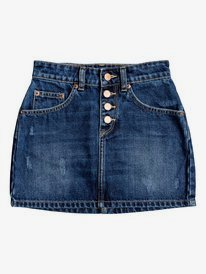 Surfing Girl Power - Denim Skirt  ERGDK03000