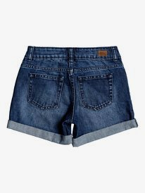 Friend Zone - Denim Shorts  ERGDS03053