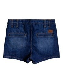 Jump In Love - High Waist Denim Shorts for Girls 4-16  ERGDS03064