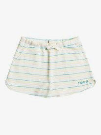 Lighter Day Stripe - Beach Shorts for Girls 4-16  ERGFB03209