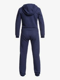 Cozy Up - Technical Hooded Quilted Jumpsuit for Girls 4-16  ERGFT03374