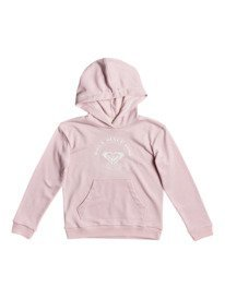 Indian Poem Foil A - Organic Hoodie for Girls 4-16  ERGFT03617