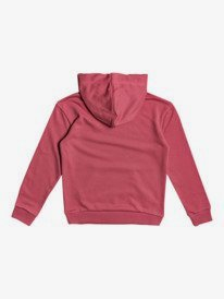 Indian Poem Foil B - Organic Hoodie for Girls 4-16  ERGFT03618
