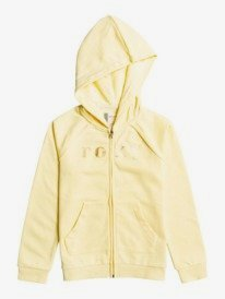 Another Chance - Organic Zip-Up Hoodie for Girls 4-16  ERGFT03619