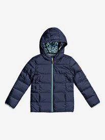 Day Dreaming - Hooded Puffer Jacket for Girls 4-16  ERGJK03077