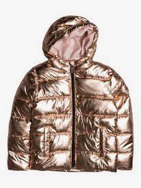 Be Alright - Water-Resistant Puffer Jacket for Girls 4-16  ERGJK03078