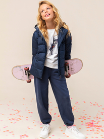 Day Dreaming - Puffer Jacket for Girls  ERGJK03096