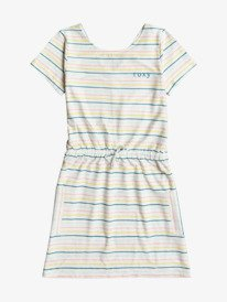 Stars In My Mind - Short Sleeve Dress for Girls 4-16  ERGKD03166