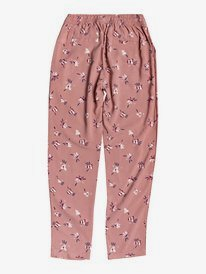 Live Forever - Elasticated Trousers for Girls 4-16  ERGNP03068