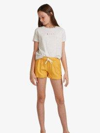 Una Mattina - Beach Shorts for Girls 4-16  ERGNS03074