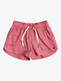 Una Mattina - Beach Shorts for Girls 4-16  ERGNS03088