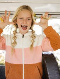 Always In My Head - Zip-Up Fleece for Girls  ERGPF03034