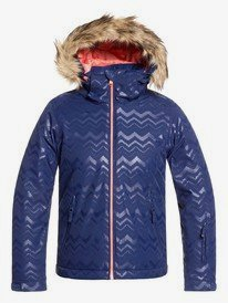 Jet Ski - Snow Jacket for Girls 8-16  ERGTJ03079