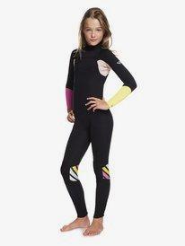 3/2mm POP Surf - Chest Zip Wetsuit for Girls 8-16  ERGW103029