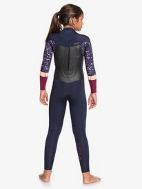 4/3mm Syncro GBS - Back Zip Wetsuit for Girls 8-16  ERGW103032