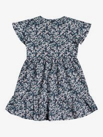 Third Of Way - Short Sleeve Buttoned Dress for Girls 4-16  ERGWD03122