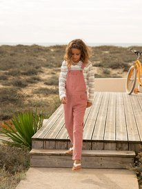 Animal Spirit - Corduroy Dungarees for Girls 4-16  ERGWD03126