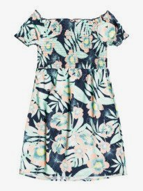 If I Could Fly Print - Short Sleeve Dress for Girls 4-16  ERGWD03163