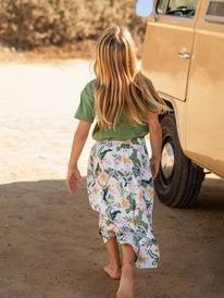 Natural Ocean - Midi Skirt for Girls 4-16  ERGWK03012