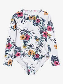 Love Waimea - Long Sleeve UPF 50 One-Piece Rashguard  ERGWR03209