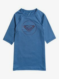 Beach Classics - Short Sleeve UPF 50 Rash Vest for Girls 8-16  ERGWR03238