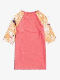 ROXY - Short Sleeve Rashguard for Girls 8-16  ERGWR03241