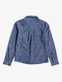 Paradisiac Cascade - Long Sleeve Shirt for Girls 4-16  ERGWT03059