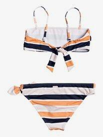 Made For ROXY - Bandeau Bikini Set for Girls 8-16  ERGX203266