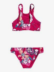 Little Wanderer - Crop Top Bikini Set  ERGX203274