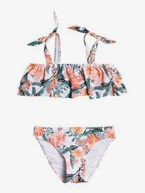 Love Is Big - Flutter Bikini Set for Girls 8-16  ERGX203307