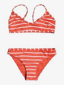 Kinda Savage - Bralette Bikini Set for Girls 8-16  ERGX203309