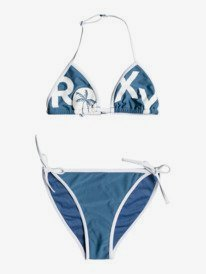 Perfect Surf Time - Tiki Tri Bikini Set for Girls 8-16  ERGX203328