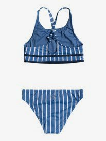 Perfect Surf Time - Crop Top Bikini Set for Girls 8-16  ERGX203331
