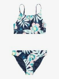 Hawaii Story - Crop Top Bikini Set for Girls 8-16  ERGX203355