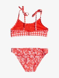 Friendly Flower - Bralette Bikini Set for Girls 8-16  ERGX203365