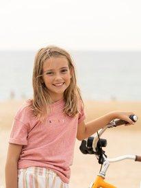 Surfing In Rythm - Boyfriend T-Shirt for Girls 4-16  ERGZT03649