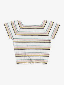 Apple Juice A - Tie-Front T-Shirt for Girls 4-16  ERGZT03672