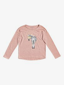 Only Time B - Long Sleeve T-Shirt for Girls 4-16  ERGZT03685