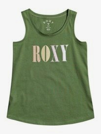 There Is Life - Organic Vest Top for Girls 4-16  ERGZT03751