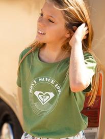 Day And Night - Organic T-Shirt for Girls 4-16  ERGZT03753