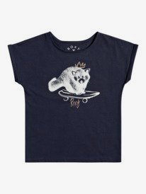 ROXY - Boyfriend T-Shirt for Girls 4-16  ERGZT03779