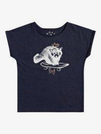 ROXY - Boyfriend T-Shirt for Girls 4-16  ERGZT03779