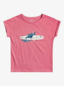 ROXY - Boyfriend T-Shirt for Girls 4-16  ERGZT03780