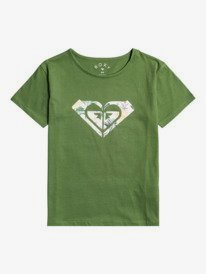 Day And Night - Organic T-Shirt for Girls 4-16  ERGZT03781