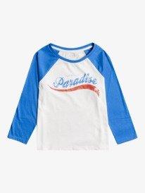 Bali Symphony A - Baseball T-Shirt for Girls 4-16  ERGZT03783