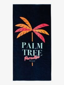 Pink Lollipop - Organic Beach Towel  ERJAA03834