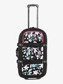In The Clouds 87L - Large Wheeled Neoprene Suitcase  ERJBL03188
